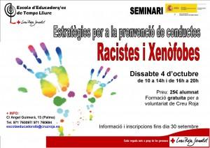 Seminari racisme i xenofobia 2014
