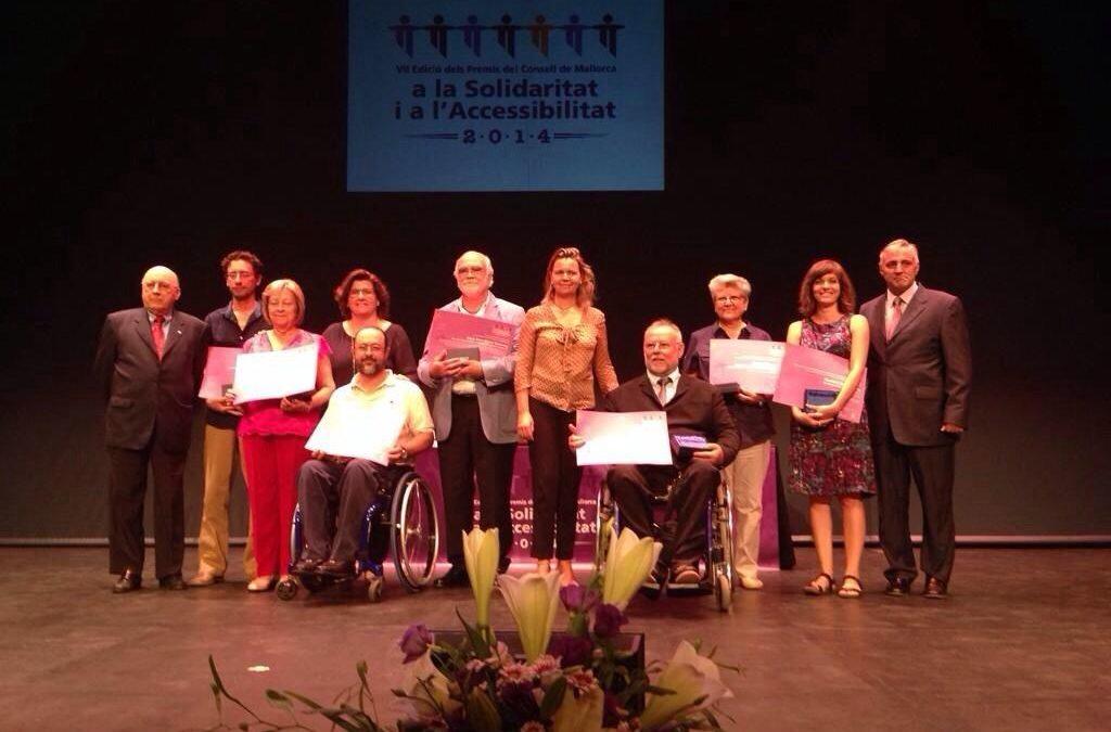 Premi Solidaritat 2014 a la trajectoria de l'entitat – Mater Misericordiae