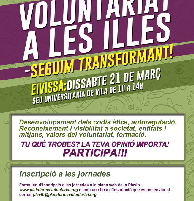 Voluntariado a les Illes, Ibiza