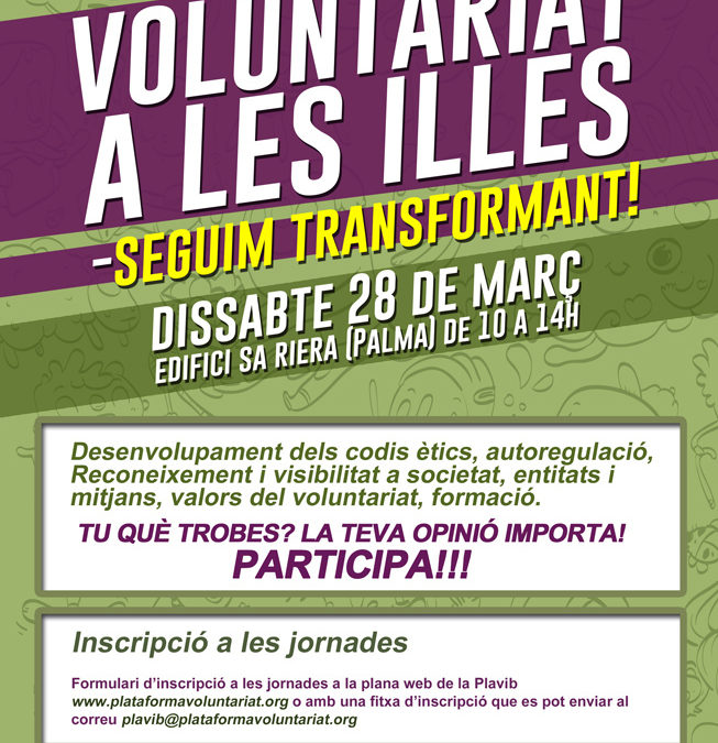 Voluntariado a les Illes, Mallorca