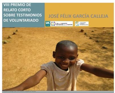 VIII Premio relato corto sobre Testimonios de Voluntariado