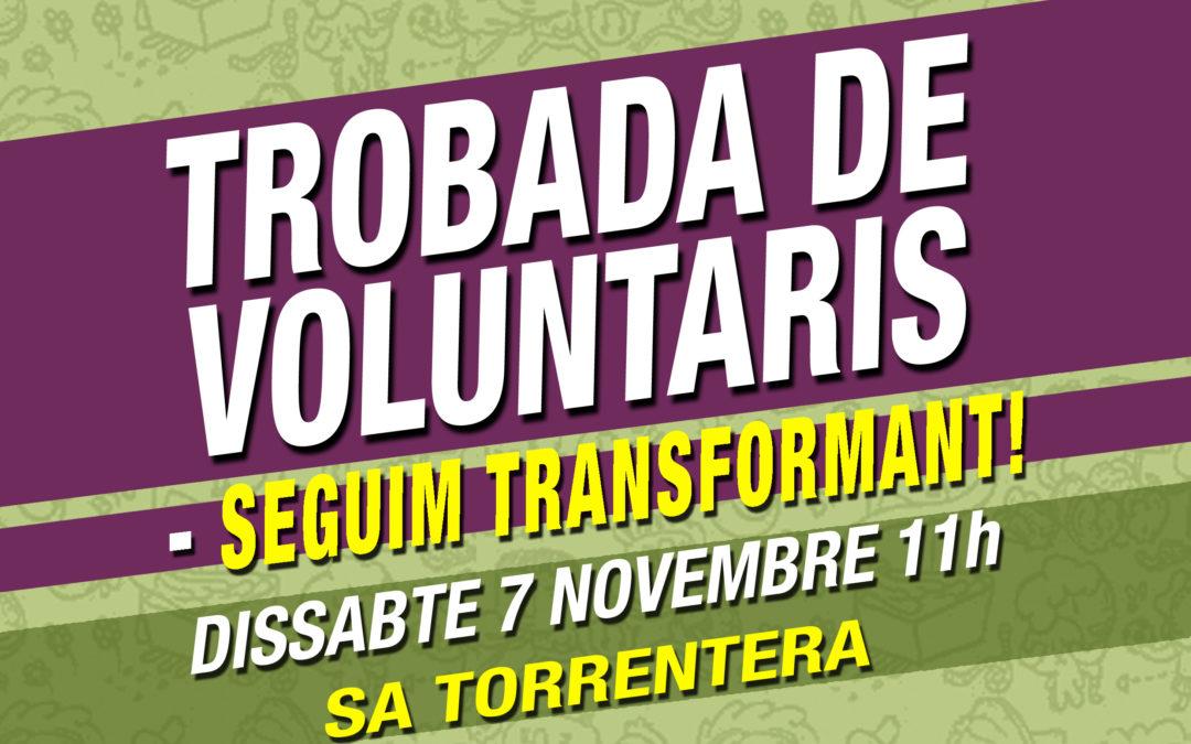 Encuentro de Voluntarios
