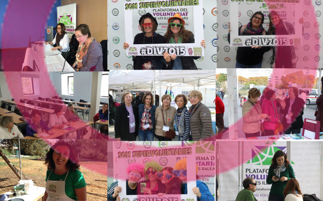 8 de març també Dia de la Dona Voluntària