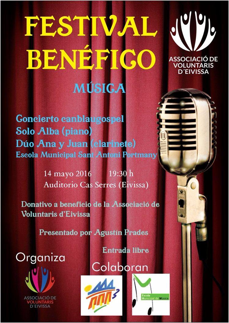 Concert benèfic de l'Associació Voluntaris d'Eivissa