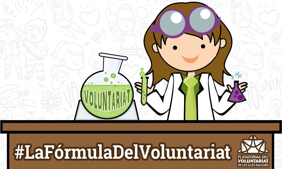 Actes 4 i 5 de desembre pel Dia Internacional del Voluntariat