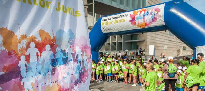 II Carrera Solidaria Mejor Juntos – Fundación Diagrama