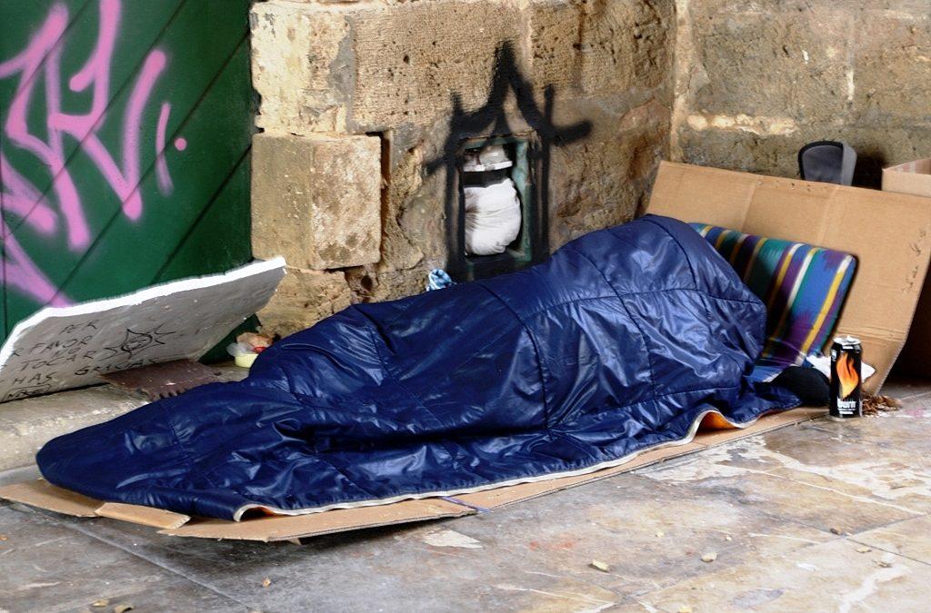 Cens de persones sense sostre a Mallorca 2019