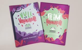 Guías Quiero Hacer Voluntariado y Hacemos Voluntariado