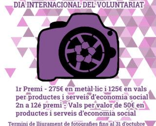 II Concurs de fotografia Captura el Voluntariat 2019