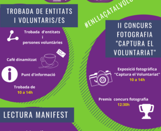 Dia Internacional del Voluntariado 2019