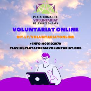 Voluntariado online