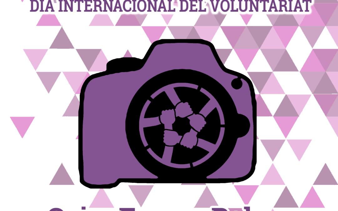 """III Concurso fotografico """"Captura el Voluntariat"""" 2020"""