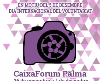 """III Concurs fotografia """"Captura el Voluntariat"""" 2020"""