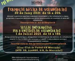 Formació Bàsica i sessió informativa a Menorca